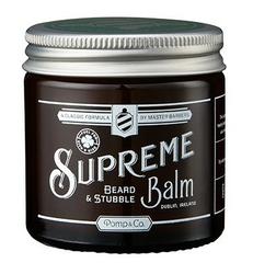 Pomp  co supreme beard balm zmiękczający odżywczy balsam do brody 56g