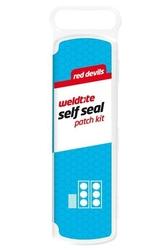 Łatki do opon weldtite puncture selfseal patch kit 6 sztuk