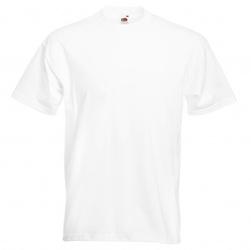 Koszulka super premium fotl full color - biała