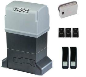Zestaw Faac 844 - XT4 868 SLH - Szybka dostawa lub możliwość odbioru w 39 miastach