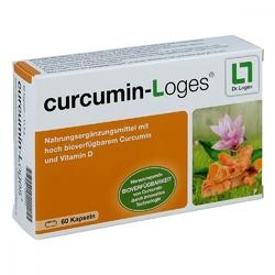 Curcumin-loges kapsułki