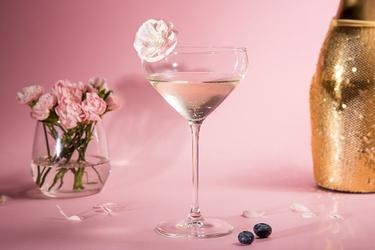 Kieliszki do prosecco  do wina musującego altom design doyenne 300 ml, komplet 6 szt.
