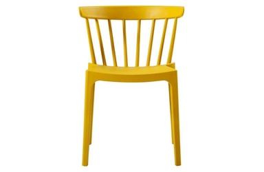 Woood :: krzesło bliss żółte