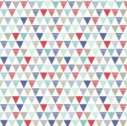 Tapeta 696007 trójkąty arthouse imagine fun 2