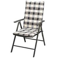 Komplet ogrodowy stół + 6 krzeseł westport polirattan czarny