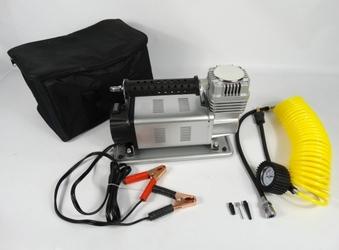 Kompresor sprężarka samochodowy jednotłokowy titanium c