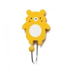 Petit monkey -  wieszak little koala - mustard