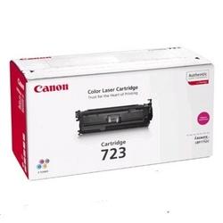 Toner Oryginalny Canon CRG-723 M 2642B002 Purpurowy - DARMOWA DOSTAWA w 24h