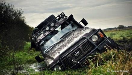 Off road 4x4 - pasażer - szczecin - 2h