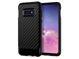 Etui spigen neo hybrid do samsung galaxy s10e midnight black - czarny