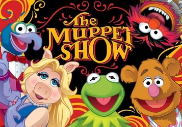 The muppet show - fototapeta