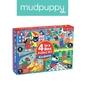 """Mudpuppy puzzle progresywne """"życzliwość"""" 4, 6, 9 i 12 elementów 2+"""