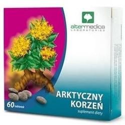Arktyczny korzeń x 60 tabletek
