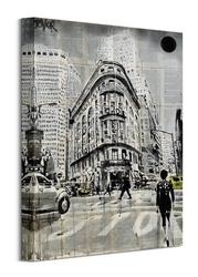 Midtown walk - obraz na płótnie
