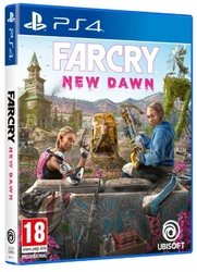 UbiSoft Gra PS4 Far Cry New Dawn