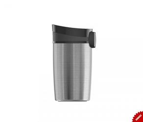 Kubek termiczny miracle mug brushed 270 ml stalowy