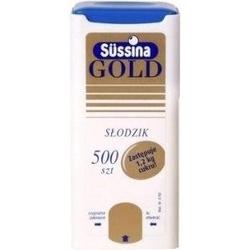 Słodzik sussina gold x 500 tabletek