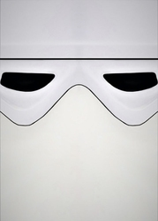 Face it star wars gwiezdne wojny - snow trooper - plakat wymiar do wyboru: 30x40 cm