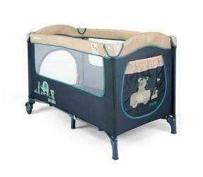 Milly mally mirage blue toys łóżeczko turystyczne