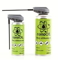 Olej silikonowy nanooil 200ml