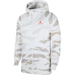 Bluza air jordan jumpman camo full-zip hoodie - bq5645-100