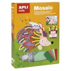 Zestaw artystyczny apli kids mozaika - zwierzęta
