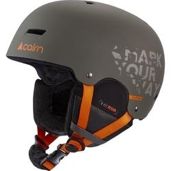 Kask narciarski cairn darwin j - army grey