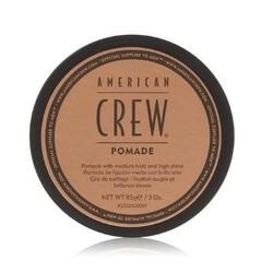 American crew pomade pomada nabłyszczająca do włosów średnie utrwalenie nabłyszczający efekt 50 g