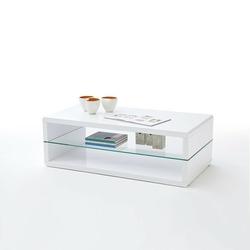 Dante biały stolika kawowy