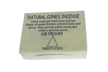Meditation cones - medytacyjne