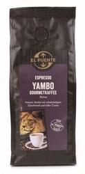 El puente | yambo kamerun kawa ziarnista - espresso 250g | fair trade