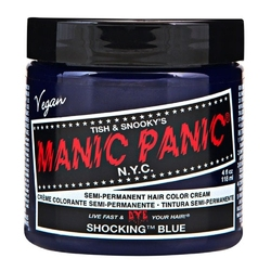 Farba manic panic- high voltage hair shocking blue