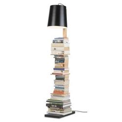 Its about romi :: lampa podłogowa metalowa cambridge czarna