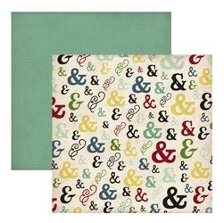 Papier 30,5x30,5 cm TimesSeasons2 - Ampersand - 04