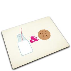 Podkładka szklana pod gorące naczynia Milk  Cookies Joseph Joseph 90106