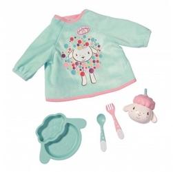 Baby annabell zestaw śniadaniowy z ubrankiem