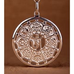 Buddyjskie symbole pomyślności
