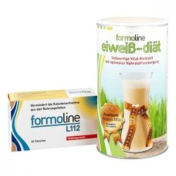 Formoline proszek + formoline l112 tabletki 80szt. zestaw