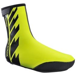 Ochraniacze na buty shimano s3100x npu+ neon yellow