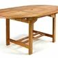 Stół ogrodowy - 120170cm
