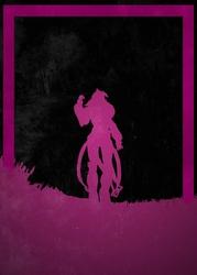 Dusk of Villains - Queen Myrrah, Gears of War - plakat Wymiar do wyboru: 30x40 cm