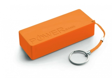 Esperanza EXTREME POWER BANK QUARK XL 5000MAH POMARAŃCZOWY