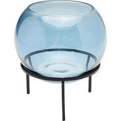 Kare Design ::Wazon Oracle Niebieski Ø15cm - niebieski