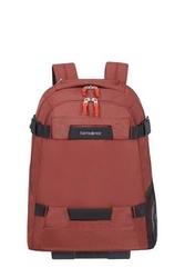 Plecak na kołach samsonite sonora na laptopa 15,6 czerwony - czerwony