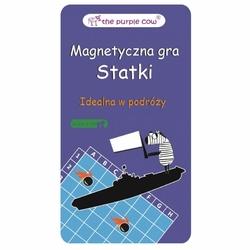 Gra magnetyczna 5+ - statki
