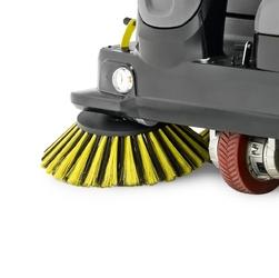 Side broom left hydraulical standard i autoryzowany dealer i profesjonalny serwis i odbiór osobisty warszawa