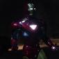 Iron man 2 mark vi ver3 - plakat wymiar do wyboru: 100x70 cm