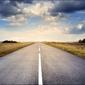 Droga - plakat wymiar do wyboru: 30x20 cm