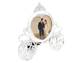 Ramka zdjęcie karoca ślub rocznica prezent grawer - ślub