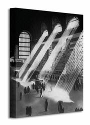 New York Central - Obraz na płótnie